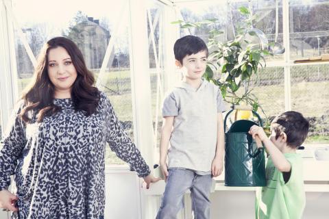 Susana Meza Graham - en av Sveriges 33 mäktigaste mammor