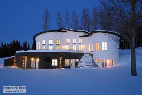 Sveriges vackraste villa 2009?