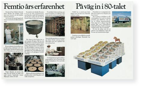 Historia - 1979 - 50-årsjubileum och linje 3