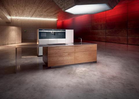 IFA Berlin 2014: Siemens nye iQ700-serie bringer fremtiden nærmere - Integrerte hvitevarer for en smidig og smart hverdag