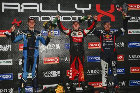 Prispall RallyX Nordic Strängnäs