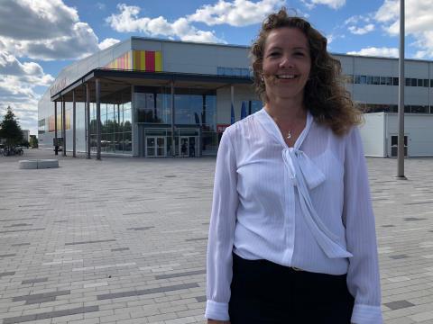 Marja Tullberg ny tillförordnad VD för IFU Arena