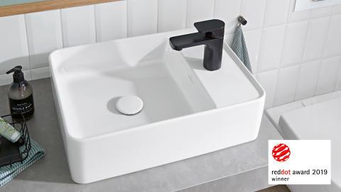 """Red Dot Award in der Kategorie """"Product Design 2019"""" – Waschtische Collaro erhalten begehrten Designpreis"""