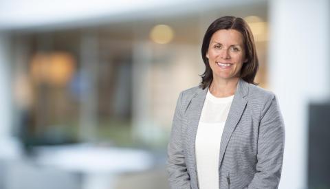 Grant Thorntons vd Anna Johnson finalist till priset Årets Hälsofrämjande chef