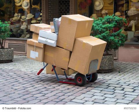 Logistik der Zukunft: Die 5 großen Trends