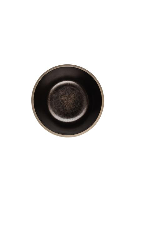 R_Junto_Shiny_bronze_Bowl_rund_tief_14_cm