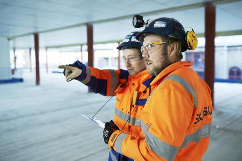 Ny norsk teknologi testes i bygg- og anleggsbransjen