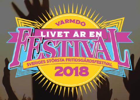 Äntligen dags för Livet är en festival!