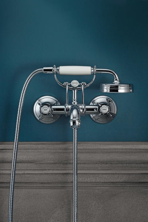 Axor Montreux_Bathtub_Cross Handles