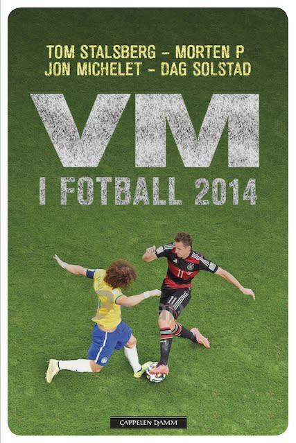 Pressekonferanse: VM i fotball 2014 av Tom Stalsberg, Morten Pedersen, Dag Solstad og Jon Michelet