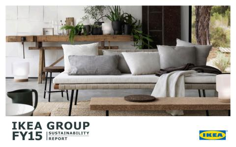 IKEA Sustainability Report 2015