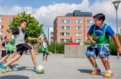 Riksidrottsförbundet samarbetar med ICA för att sätta unga i rörelse