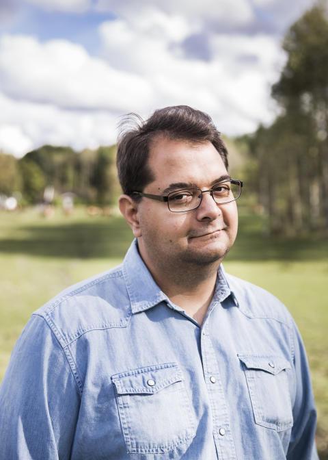Sebastian Pawlowski, programledare Miffo-tv