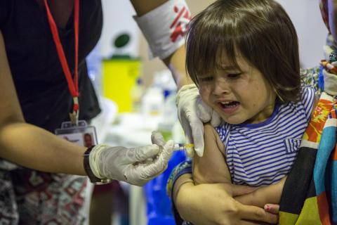 Pfizers patent försvårar för fattiga att vaccineras mot lunginflammation