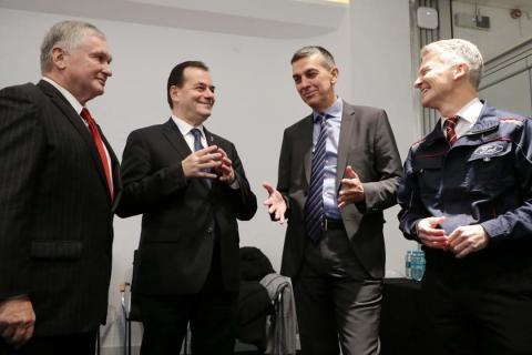 Vizita Premier Ludovic Orban@FordCraiova 6