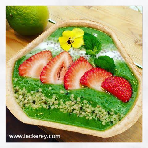 grüner-Smoothie-Leckerey