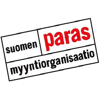 Suomen Paras Myyntiorganisaatio 2016