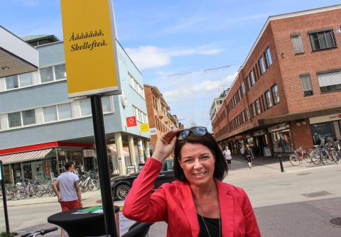 Maria Broman är Destination Skellefteås nya vd