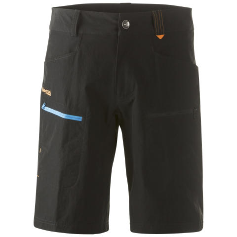 Utne Shorts - Black/Br Sea Blue