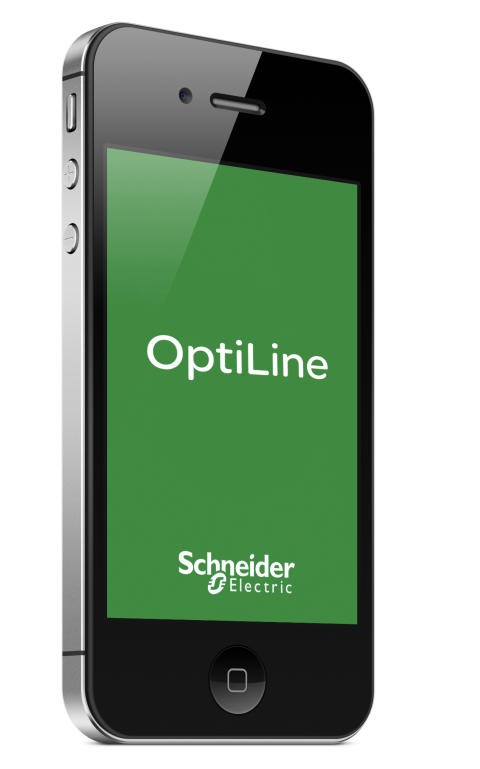 Schneider Electric OptiLine-app