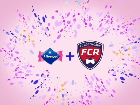 FC Rosengård och Libresse inleder samarbete för att fortsätta bryta menstabut