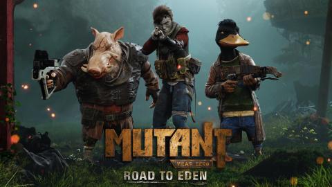 MUTANT: YEAR ZERO VIDEO GAME ANNOUNCED
