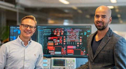 Kevin_and_Fredrik_in_front_of_PCB_layout-846x465