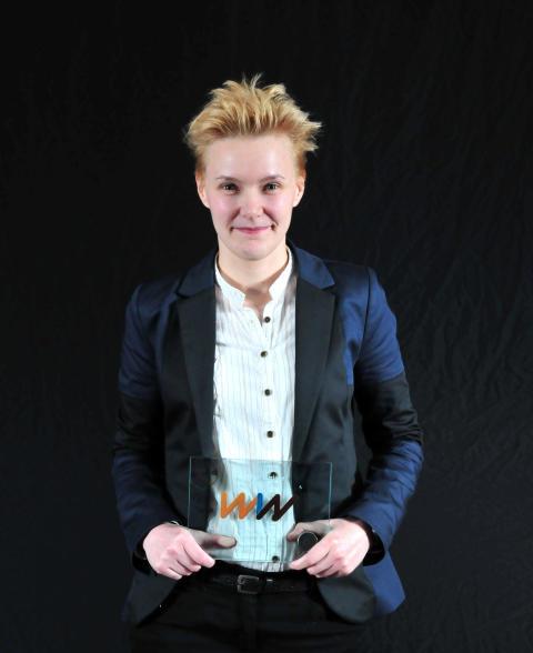 Award-winning graduate returns to Northumbria University to inspire women entrepreneurs
