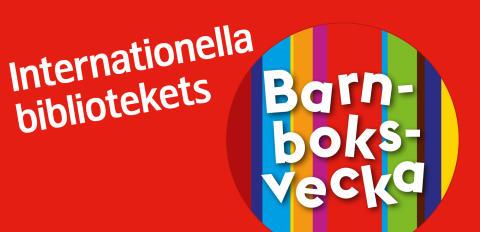 Internationella barnboksveckan 14-20 november