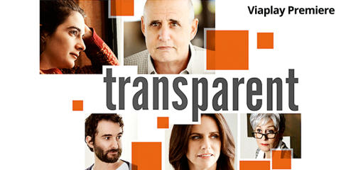Seriepremiär för Transparent och en helt ny säsong av The Blacklist på Viaplay!