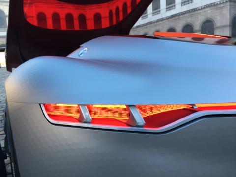 Renault TREZOR - konceptbil