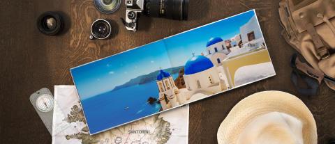 Premium-kuvakirja valokuvapaperilla