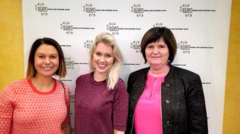 Britt-Marie Stegs, founder of #ethicalmeat and Hälsingestintan receives international entrepreneurial award
