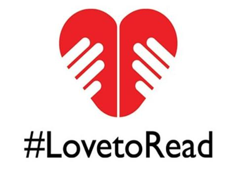 Share your passion during Love to Read Weekend