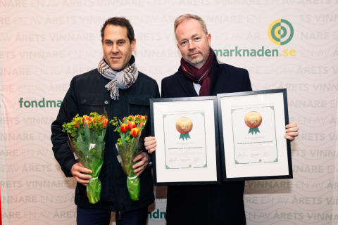 Carl Cederschiöld, Tore Marken - Handelsbanken