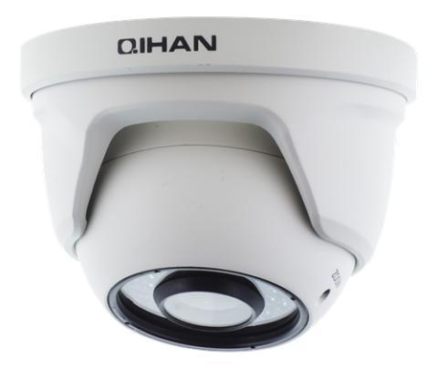 Qihan's nye overvågningkamera kan give dig tryghed