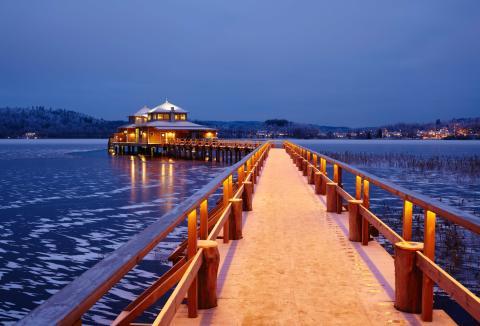 Kallbadhuset i Ulricehamn