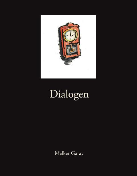 Dialogen, bokomslag