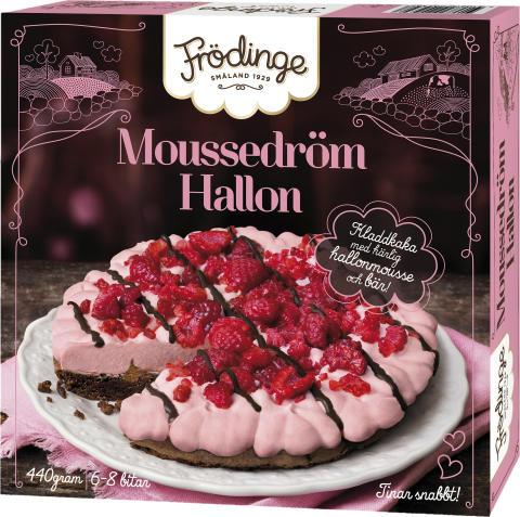 Frödinge Moussedröm Hallon