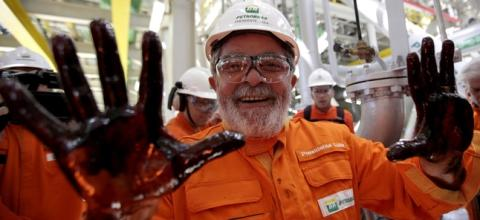 Petrobras starts Lula north-east output
