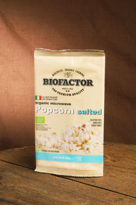Salted Microwave Popcorn, 100 gram