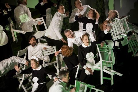 Operan startar säsongen med Così fan tutte
