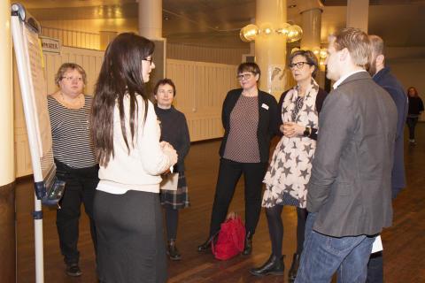 Workshop om framtidens lärarutbildning