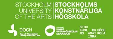 Stockholms konstnärliga högskola, nytt konstnärligt lärosäte som etableras 1 januari 2014.