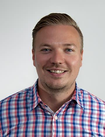 Atte Borgenström nimitetty Kiilto Oy:n teollisuuden liiketoiminnan kehityspäälliköksi