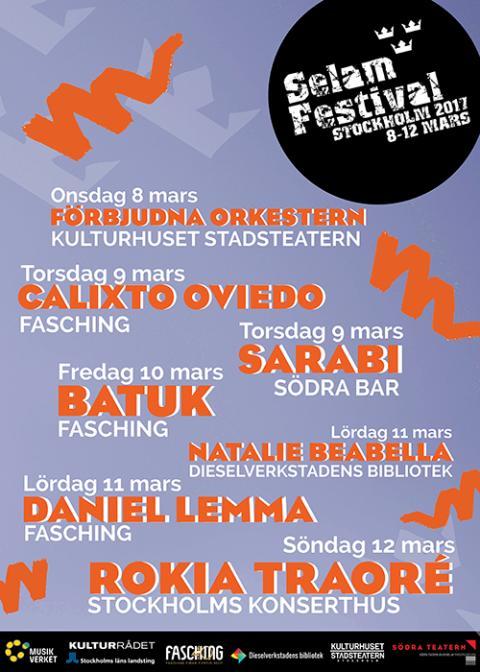 Selam Festival Stockholm