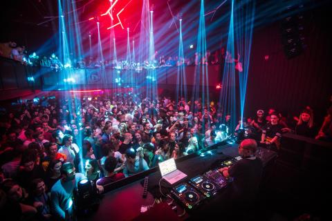 D! Club in Lausanne