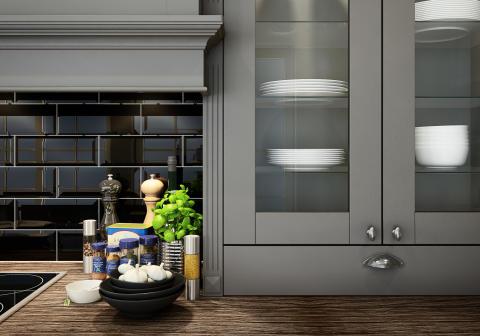Sigdal kjøkken - Herregaard Palett