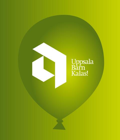 Sju barn i Uppsala fyller fem år 1 september. Det gör vi också!