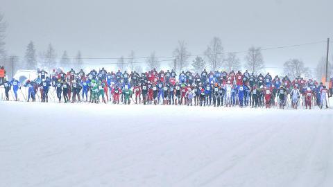 Trysil Skimaraton går mot stor deltakelse